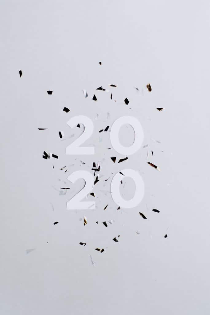 2020 confetti